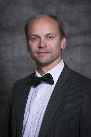 Viitasaaren kaupunginjohtaja Janne Kinnunen