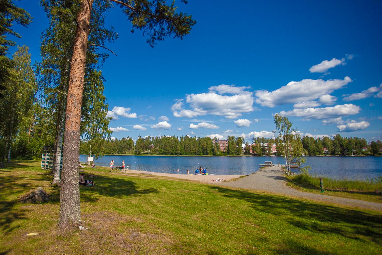 Myllärinpuiston uimaranta