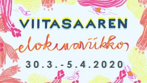 Viitasaaren elokuvaviikko 30.3.-5.4.2020