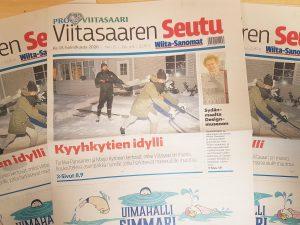 ProViitasaari-lehden kansi